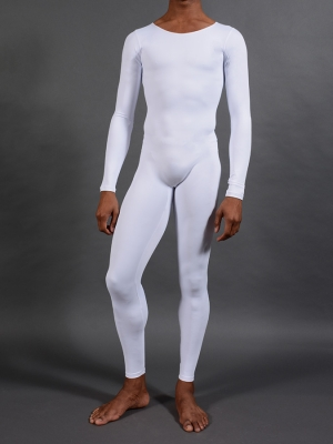 Mens Long Sleeve Performance Unitard